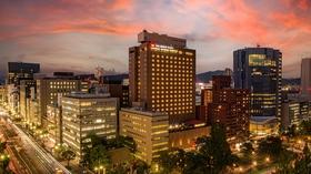 ANAクラウンプラザホテル広島施設全景