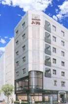 西新宿グリーンホテル(旧:ホテルノーブル)施設全景