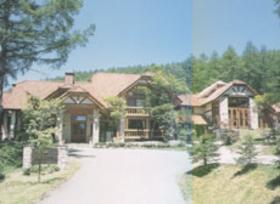 四季の森ホテル施設全景