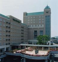ウィシュトンホテル ユーカリ施設全景