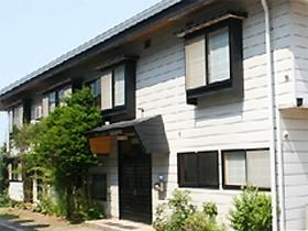野沢温泉 温泉村のあったか民宿 アケビ荘施設全景