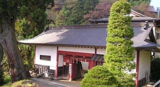 駒鳥山荘施設全景
