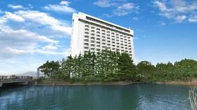 ホテル琵琶湖プラザ施設全景