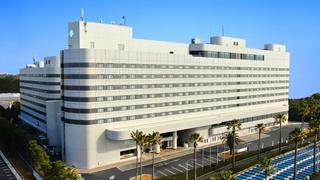 サンルートプラザ東京(2019/10/1より「東京ベイ舞浜ホテル ファーストリゾート」へリブランド)施設全景
