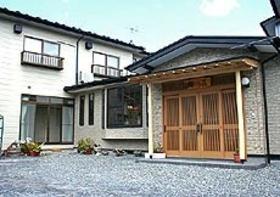 奥松島 漁師の宿 桜荘施設全景