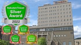 上諏訪温泉 RAKO華乃井ホテル施設全景