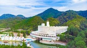 大江戸温泉物語 ホテルレオマの森施設全景