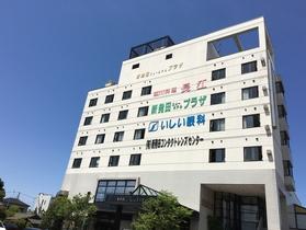 新発田ニューホテルプラザ施設全景