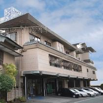 伊豆長岡温泉 実篤の宿 いづみ荘施設全景