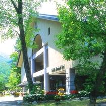白馬樅の木ホテル施設全景