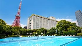 東京プリンスホテル施設全景