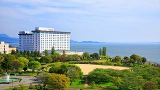 ホテル&リゾーツ 長浜施設全景