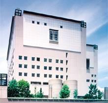 ホテル プリムローズ大阪施設全景
