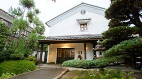 浅間温泉 蔵造りの宿 東石川旅館施設全景
