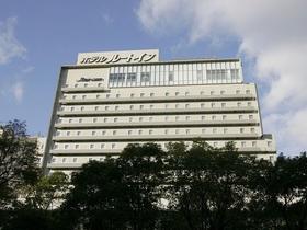 ホテルルートイン大阪本町施設全景