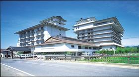 月岡温泉 ホテル清風苑施設全景