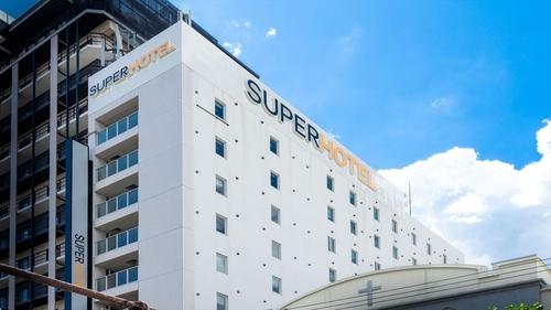 スーパーホテルなんば・日本橋施設全景