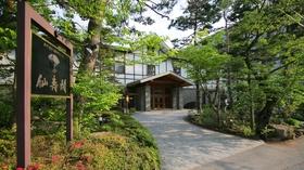 上林温泉 上林ホテル仙壽閣(せんじゅかく)施設全景