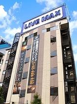ホテルリブマックスBUDGET新大阪施設全景