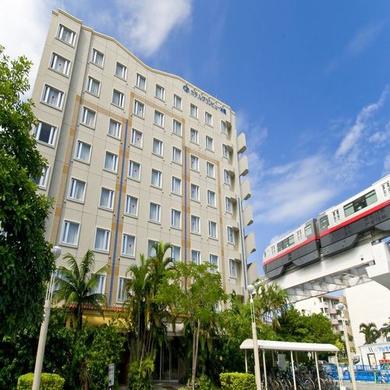 ホテル グランビュー沖縄施設全景