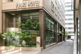パールホテル八重洲施設全景