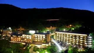 箱根湯本温泉 ホテル南風荘施設全景