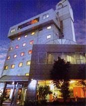 高山シティホテルフォーシーズン施設全景