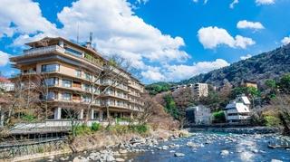 箱根湯本温泉 ホテル河鹿荘<神奈川県>施設全景