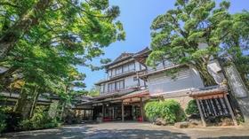 修善寺温泉 国の登録文化財の宿 新井旅館施設全景