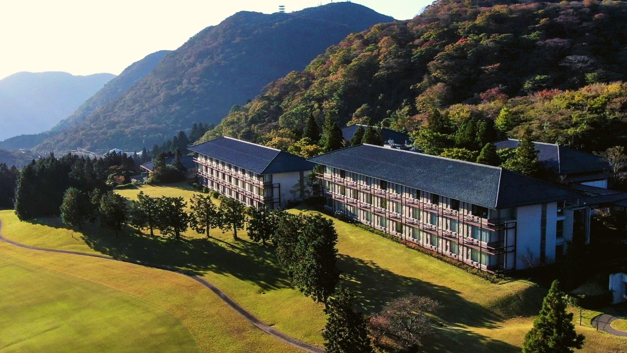 箱根湯の花プリンスホテル