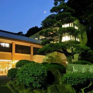 熱海温泉 源泉の宿ホテル松風苑施設全景