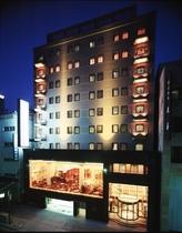ホテルトラスティ名古屋施設全景
