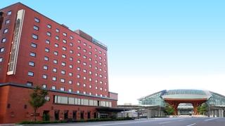 ガーデンホテル金沢施設全景