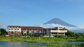 富士河口湖温泉 レイクランドホテル みづのさと施設全景
