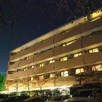 伊豆長岡温泉 ホテルサンバレー和楽施設全景