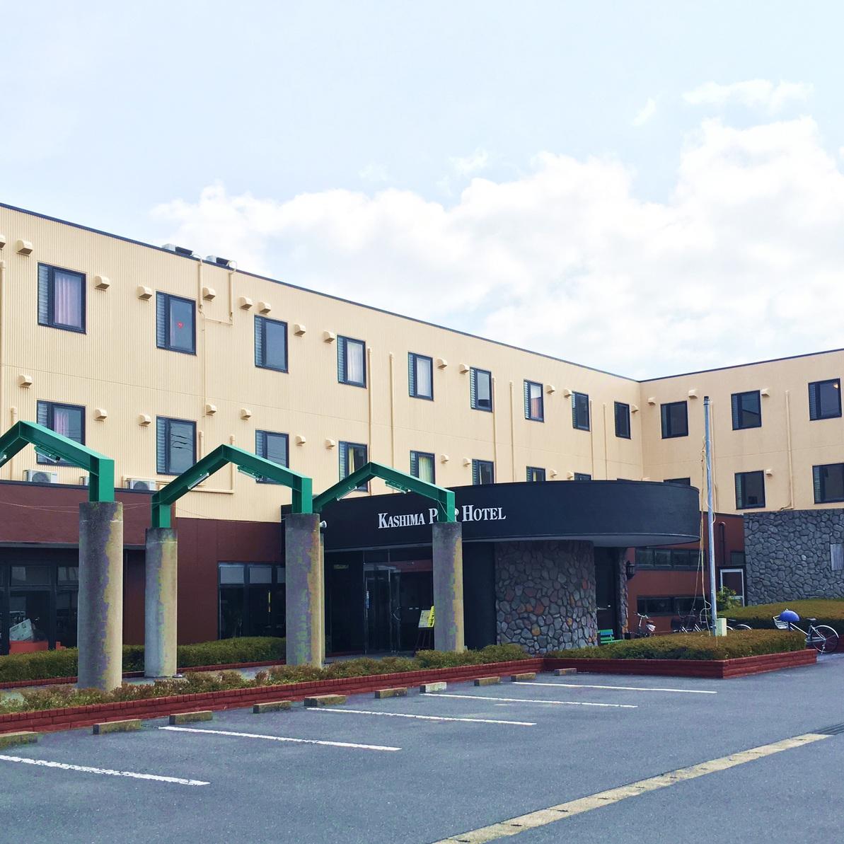 鹿島ポートホテル
