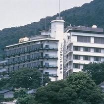 筑波山温泉 つくばグランドホテル施設全景