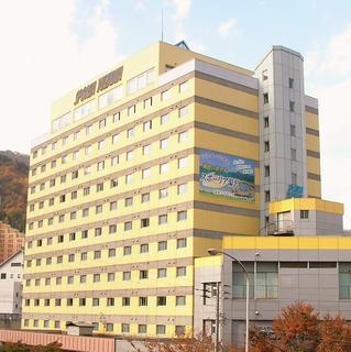 越後湯沢温泉 ホテル スポーリア湯沢施設全景