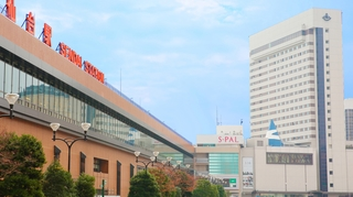 ホテルメトロポリタン仙台施設全景
