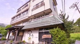 咲花温泉 ホテル丸松施設全景