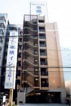 東横イン鹿児島天文館1施設全景