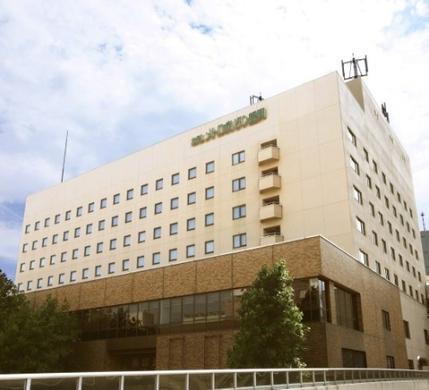ホテルメトロポリタン盛岡 本館施設全景