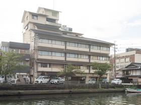 京都舞鶴 旅の宿 よしだ施設全景