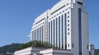 ザ・ホテル長崎BWプレミアコレクション(旧 ベストウェスタンプレミアホテル長崎)施設全景