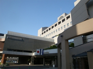 博多サンヒルズホテル施設全景