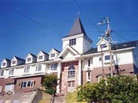 ペンション ヘラさんの家<利尻島>施設全景