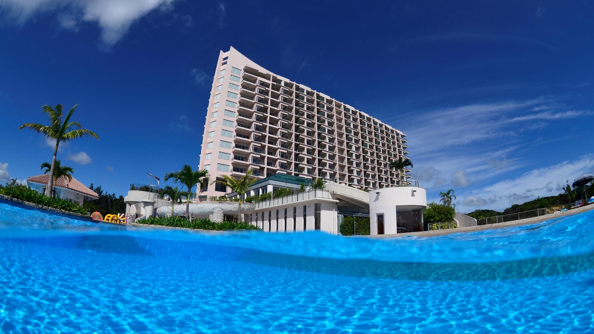 オキナワマリオット リゾート&スパ(2021年10月1日よりオリエンタルホテル 沖縄リゾート&スパ)