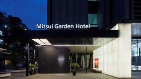 三井ガーデンホテル銀座プレミア施設全景