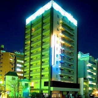 亀島川温泉 新川の湯 ドーミーイン東京八丁堀施設全景