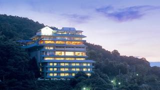 夕凪の湯 HOTEL花樹海施設全景